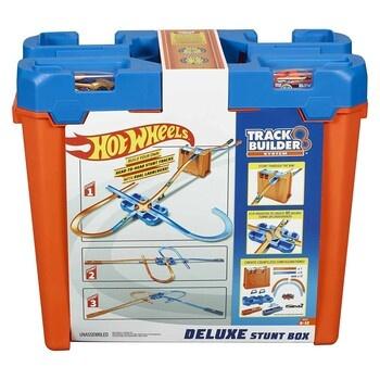 Autodráha Hot Wheels Builder Box GGP93