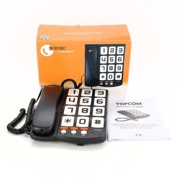 Stolní telefon Topcom Sologic TS-6650