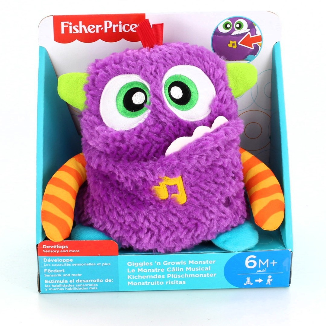 Hračka Fisher-Price Monster
