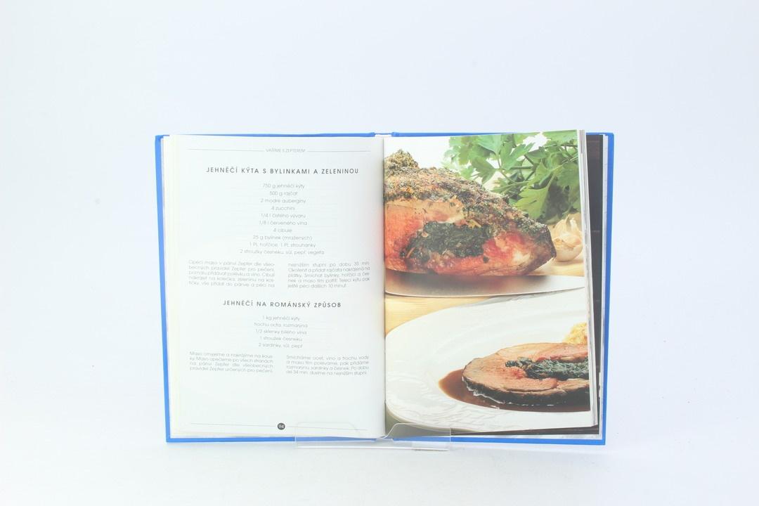 Kniha Vaříme s Zepterem