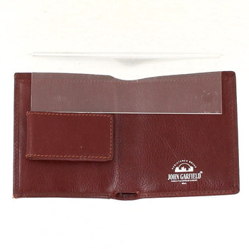 Kožená peněženka John Garfield