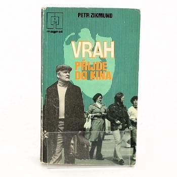 Kniha Vrah přijde do kina Petr Zikmund