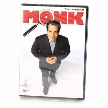 DVD Monk 4: Pan Monk jde do blázince