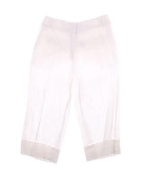 Dámské kalhoty bílé Marks & Spencer