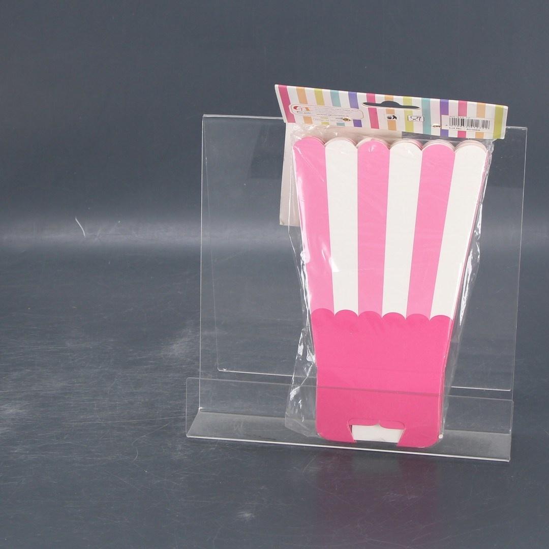 Krabička na sladkosti Givi Italia růžová