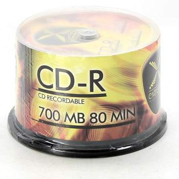 Extreme CD-R cakebox 700MB multiSpeed
