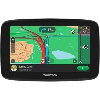 GPS navigace TomTom GO 6200 World LIFETIME