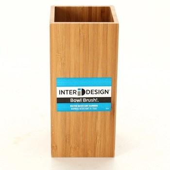 Držák WC kartáče iDesign Bamboo