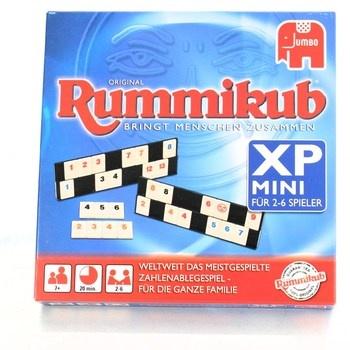 Desková hra JUMBO Rummikub XP Mini