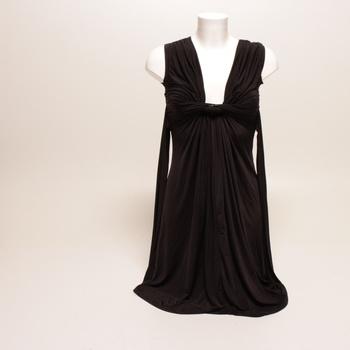 Dámské elegantní šaty Krisp černé 38