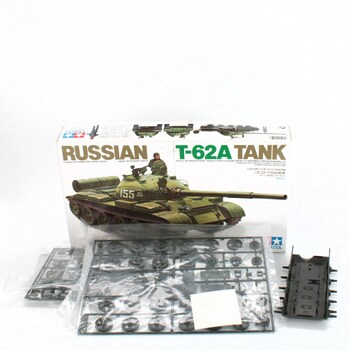 Ruský model tanku Tamiya 35108