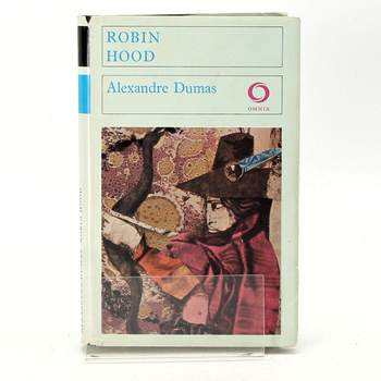 Kniha Alexandre Dumas: Robin Hood