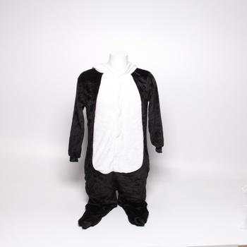 Dámský overal LATH.PIN Medvídek panda