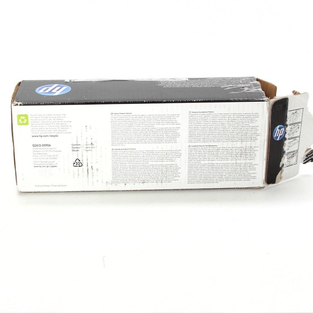 Tonerová kazeta HP Q2612A Černá