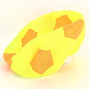 Nafukovací míč Eddy Toys 02237 žlutý