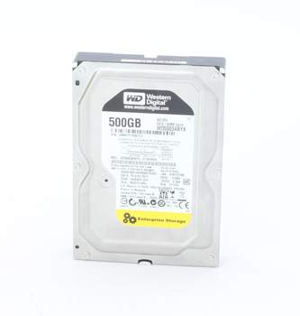 Pevný disk Western Digital WDC WD5003ABYX