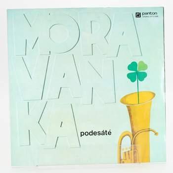 Gramofonová deska Moravanka Podesáté