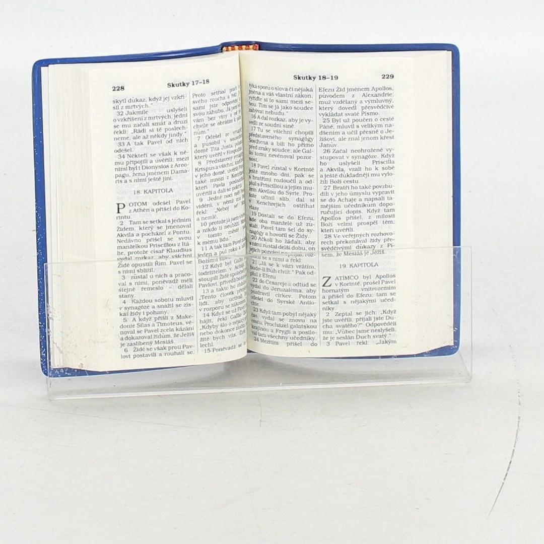 Kniha Nový zákon vyd. 1983