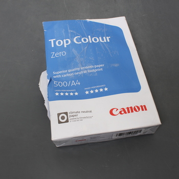 Kancelářské papíry Canon A4 500 ks