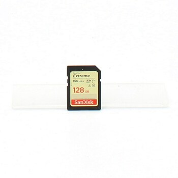 SDXC karta Sandisk SDSDXV5-128G-GNCIN