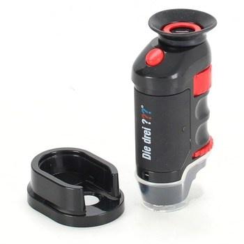 Mikroskop Kosmos pro detektivy