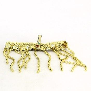 Egyptská čelenka zlatá Sancto 3289Y