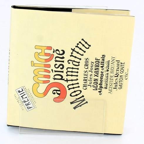 Kniha Tomáš Vondrovic: Smích a písně Montmartru