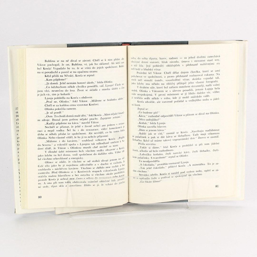 Kniha Zákon třicátého Ilja Turičin