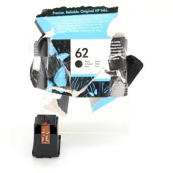 Inkoustová kazeta HP 62 černá