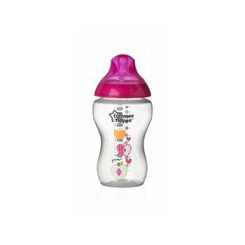 Kojenecká lahev Tommee Tippee C2N růžová 340