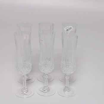 Sada sklenic Eclat Cristal D'Arques 6 kusů