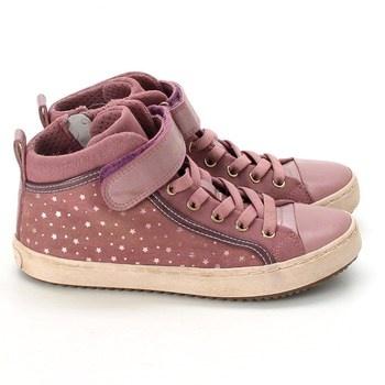 Dětské boty Geox Kalispera růžové vel. 33
