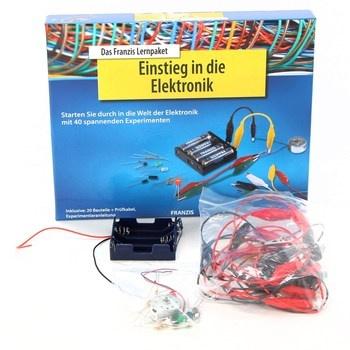 Stavebnice Franzis 65196 Úvod do elektroniky