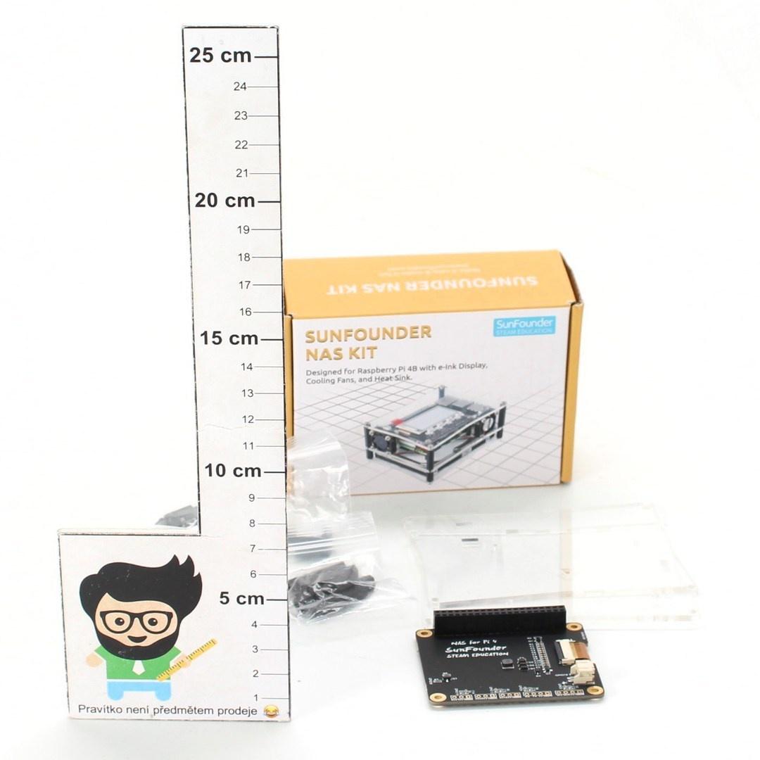 Mini počítač Sunfounder Model B