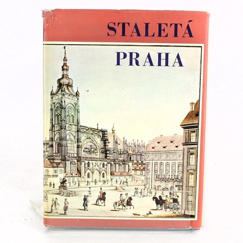 Zdislav Buříval: Staletá Praha V