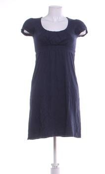 Dámské šaty Esprit tmavě modré