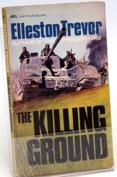 Kniha Elleston Trevor: The Killing Ground