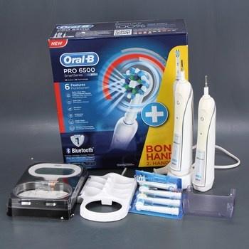 Elektrické zubní kartáčky Oral-B PRO 6500