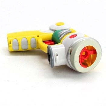 Pistole na mýdlové bubliny Pustefix