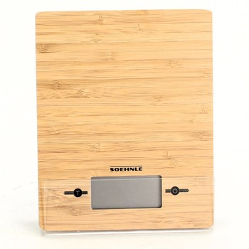 Kuchyňská váha Soehnle 66308 bambus