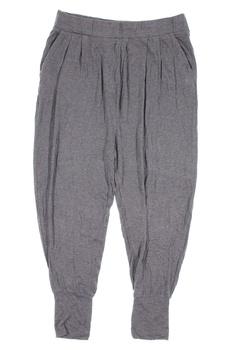 Dámské elastické kalhoty Crivit šedé