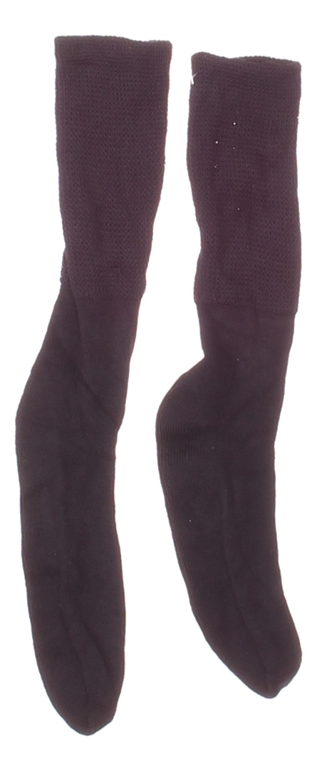 Dámské ponožky vysoké černé