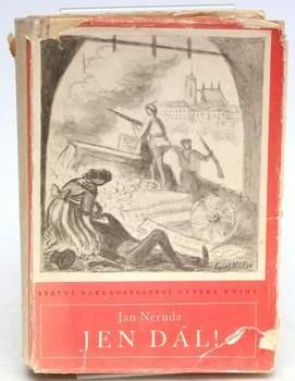 Kniha Jan Neruda: Jen dál!