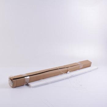 Okenní roleta bílá 115 cm