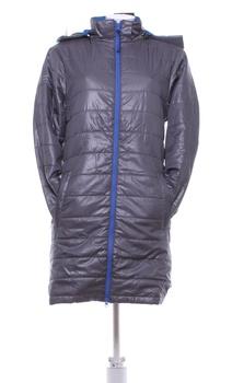 Dámský kabát Malexxius Lucretia šedý M