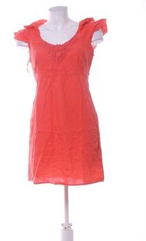 Dámské letní šaty Mexx červené