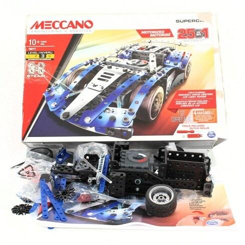 Stavebnice Meccano 18211 Supercar