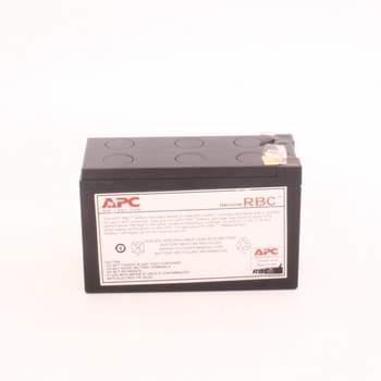 Baterie do záložního zdroje APC RBC17