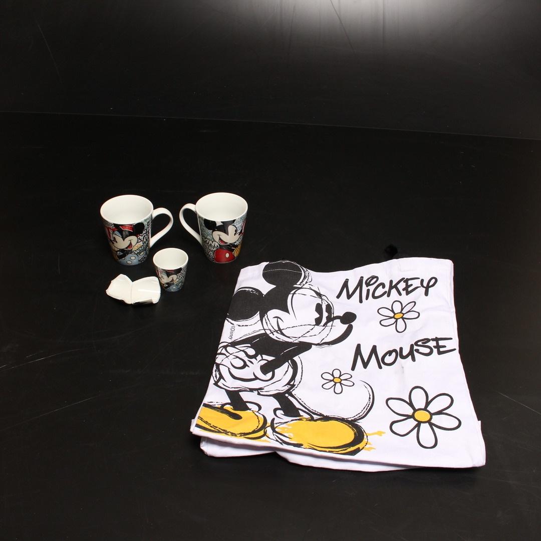 Souprava velká Disney Mickey Mouse