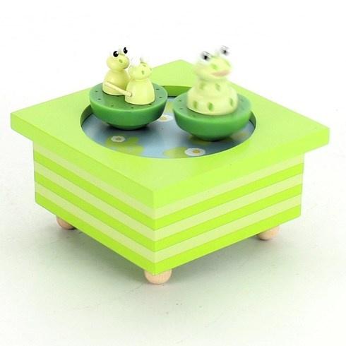 Dětská šperkovnice Trousselier 95005 Žáby